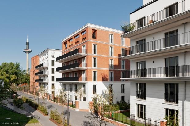 Stadtquartier statt Wohnsiedlung
