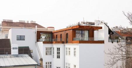 Modernes Dachatelier