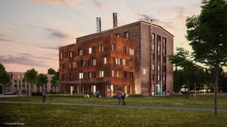 Altes Kesselhaus neu belebt