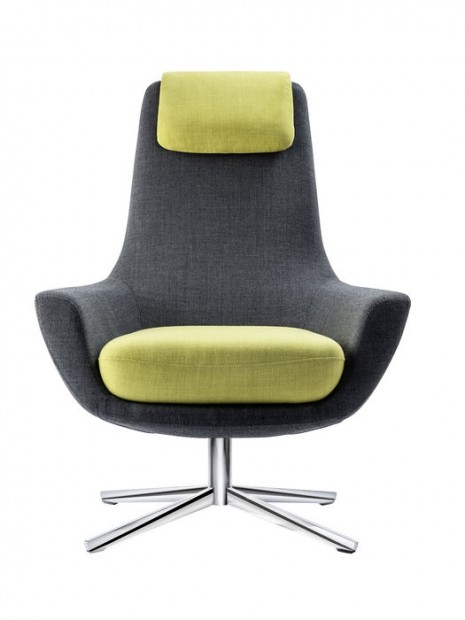 Preisgekrönter Lounge-Sessel