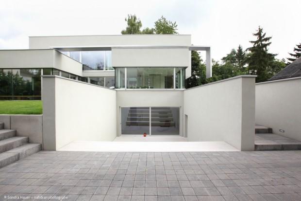 Moderne Villa als Klassiker