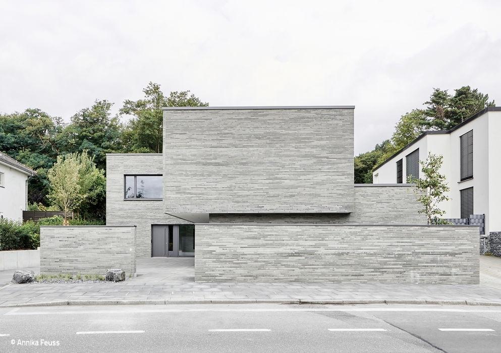 Cube das magazin f r architektur modernes wohnen und - Architekt essen ...