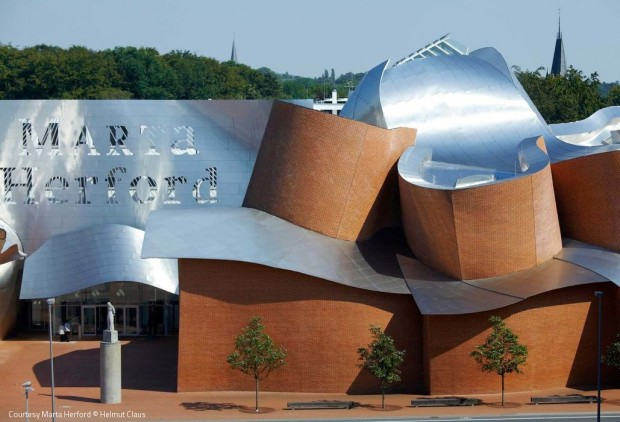 Museum mit Schwung