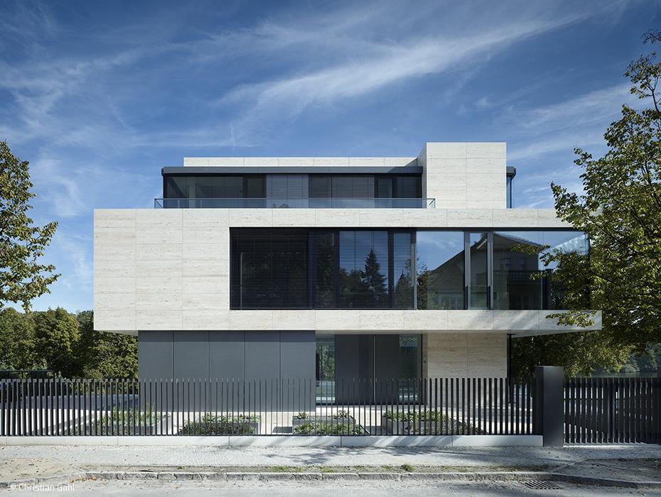 Cube magazin berlin cube magazin for Modernes haus mit vordach