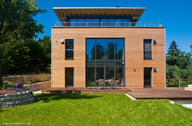 Architektur mit Wellness-Feeling