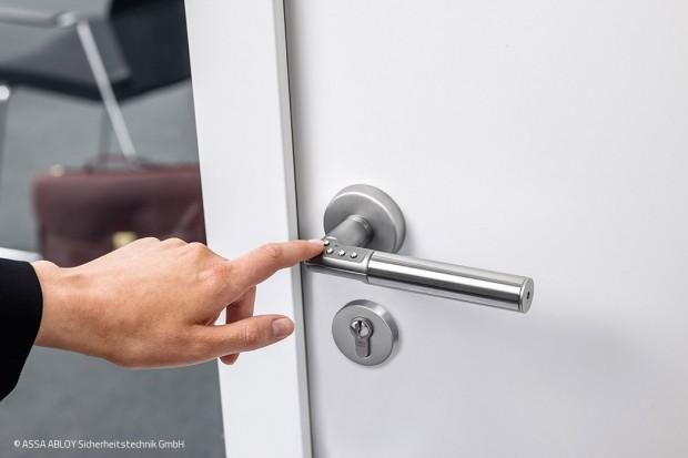 Pin statt Schlüssel
