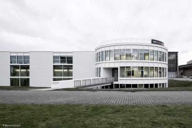 Lichtes Schulungszentrum
