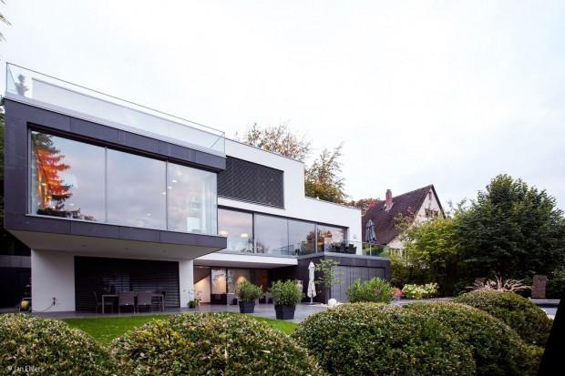 Villa mit Aussicht