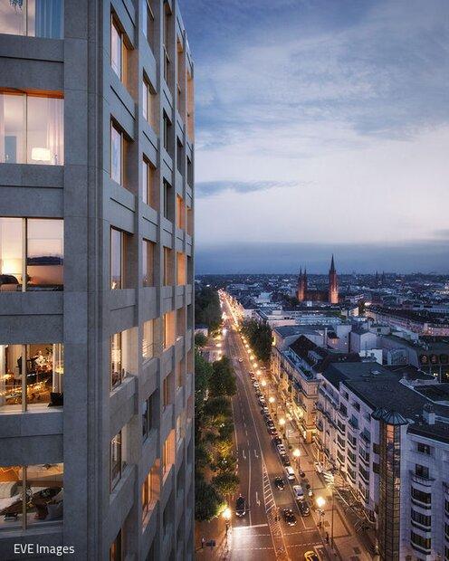 Wiesbaden: Luxusapartments in Premium-Lage