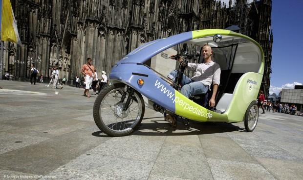 Nachhaltige Verkehrsplanung
