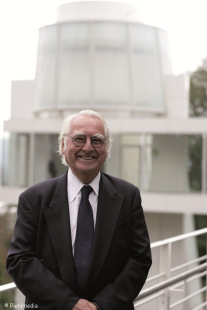 Ein Interview mit Richard Meier