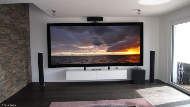 Kinofeeling für daheim