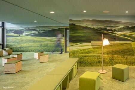 Räume für agiles Arbeiten