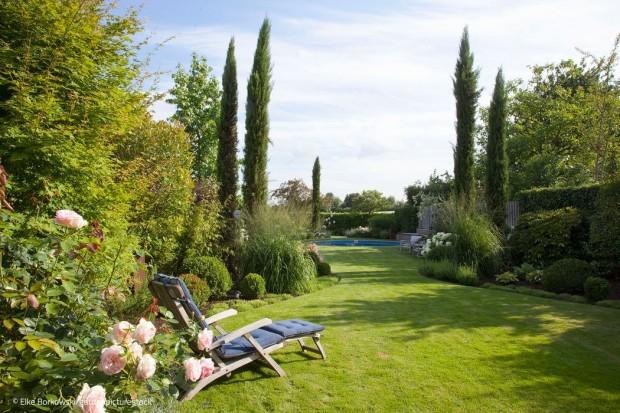 Urlaubsort: Garten