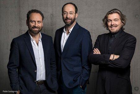 The singing architects