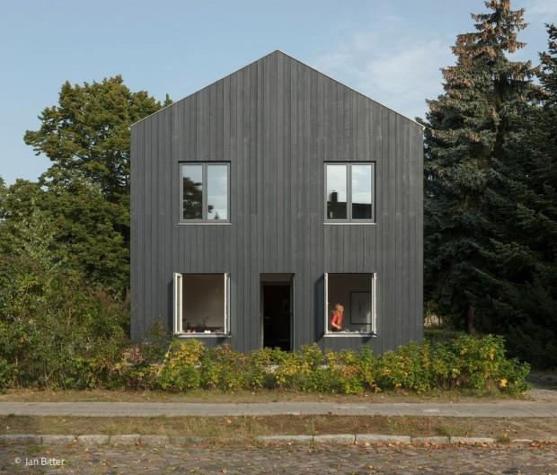 Moderne Hütte