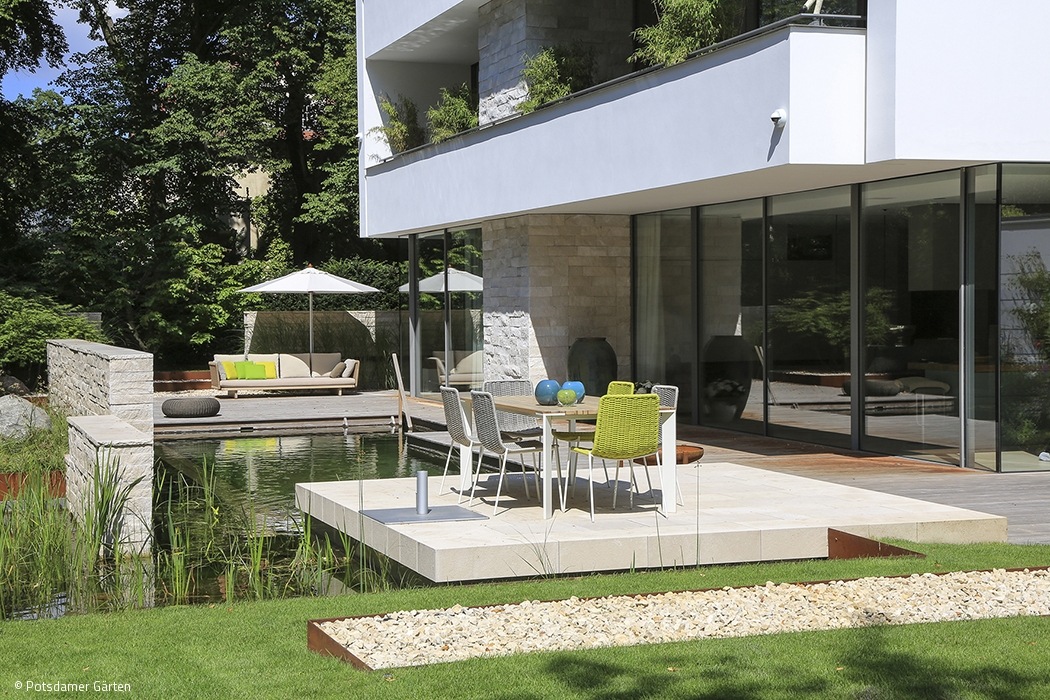 Potsdamer Gartengestaltung, einklang mit der natur | artikel | berlin | magazin | cube magazin, Design ideen