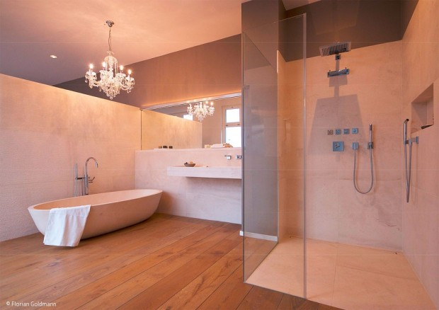 Duschen – nicht nur ein Erlebnis in der warmen Jahreszeit