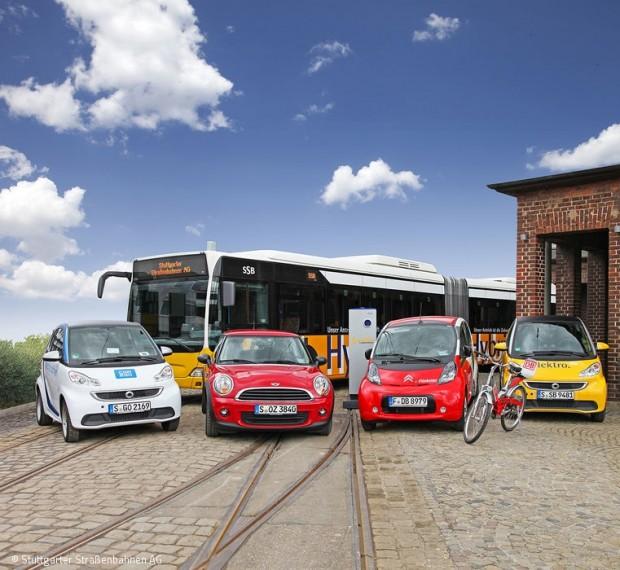 Stuttgart fährt elektrisch