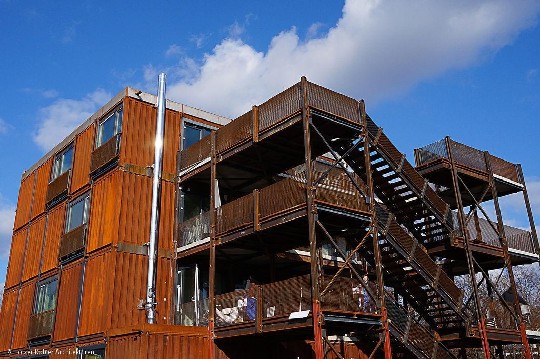Wohnen In Containern cube magazin berlin cube magazin