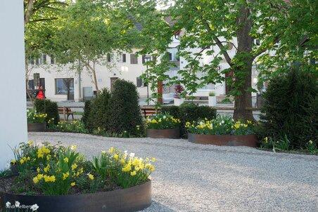 Garten am Dorfbrunnen