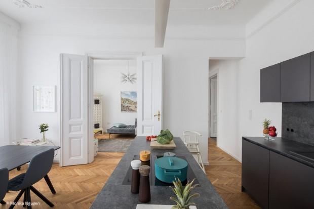 Wohnung mit Jo-Jo-Effekt