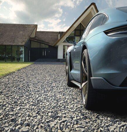 Mit Porsche E-Performance sicher und schnell Richtung Zukunft