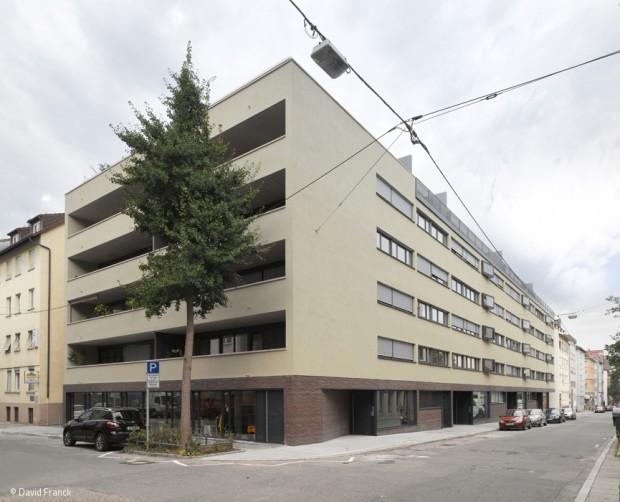 Modern und urban Wohnen