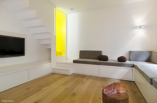 Stair Case Study Houses