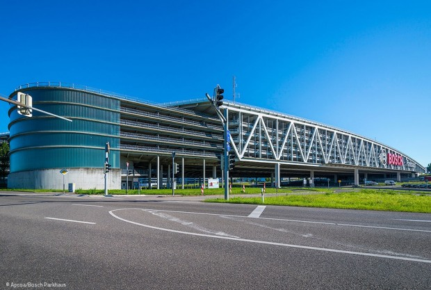 Parkhausarchitektur