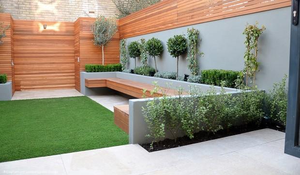 Die neue Gartenarchitektur