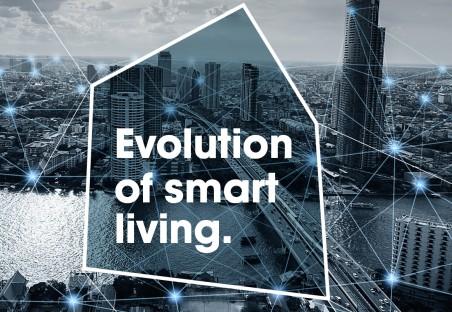 EVOLUTION OF SMART LIVING