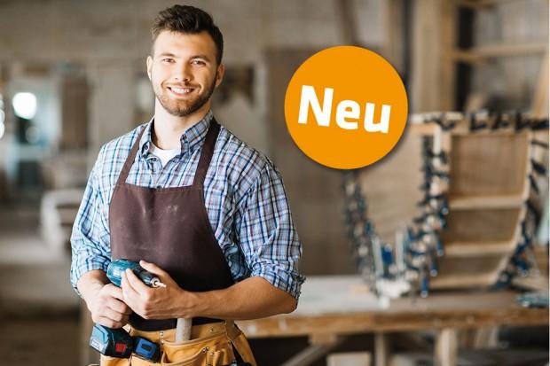 Premium-Handwerkersuche