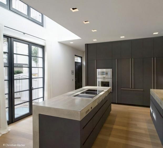 Küchentraum mit Monolith