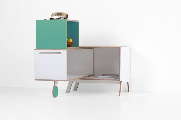 Innovatives Sideboard
