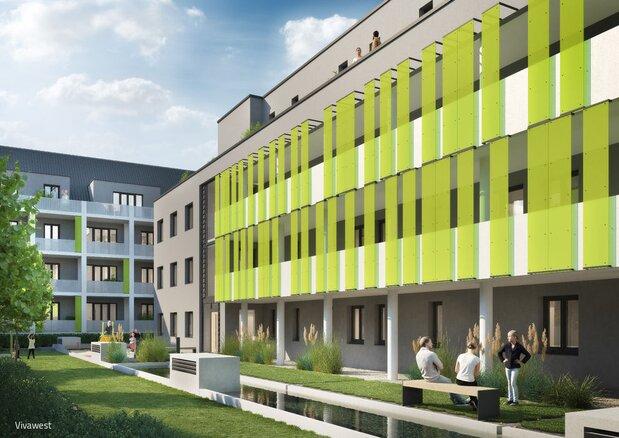 Grüne Wohnoase in Rüttenscheid