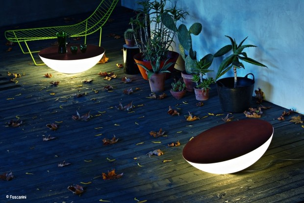 Gartenillumination
