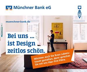 In München ... ist Design zeitlos schön.