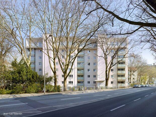 Über den Dächern Wiesbadens