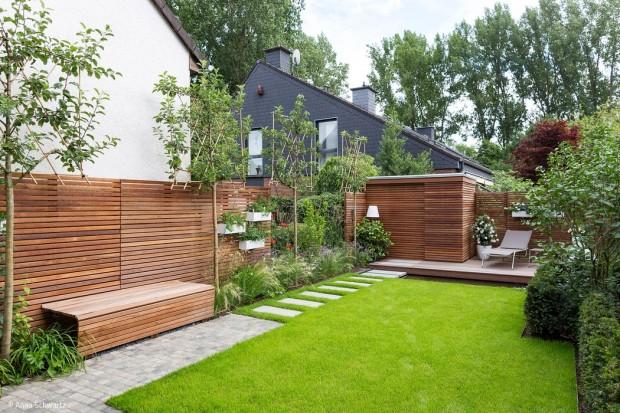 Der Garten als Extrazimmer