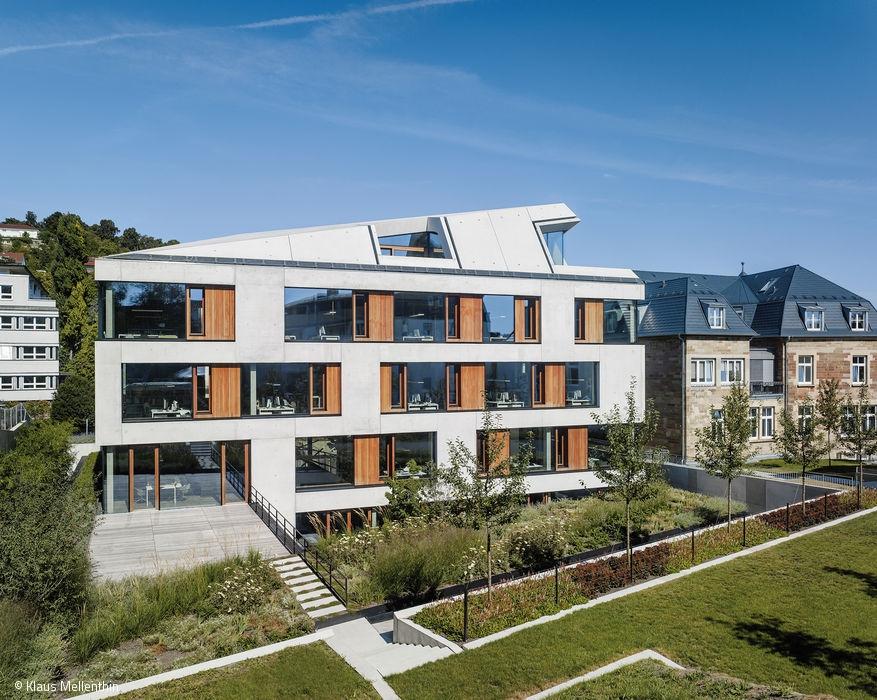Architektur Des Dialogs Artikel Stuttgart Magazin