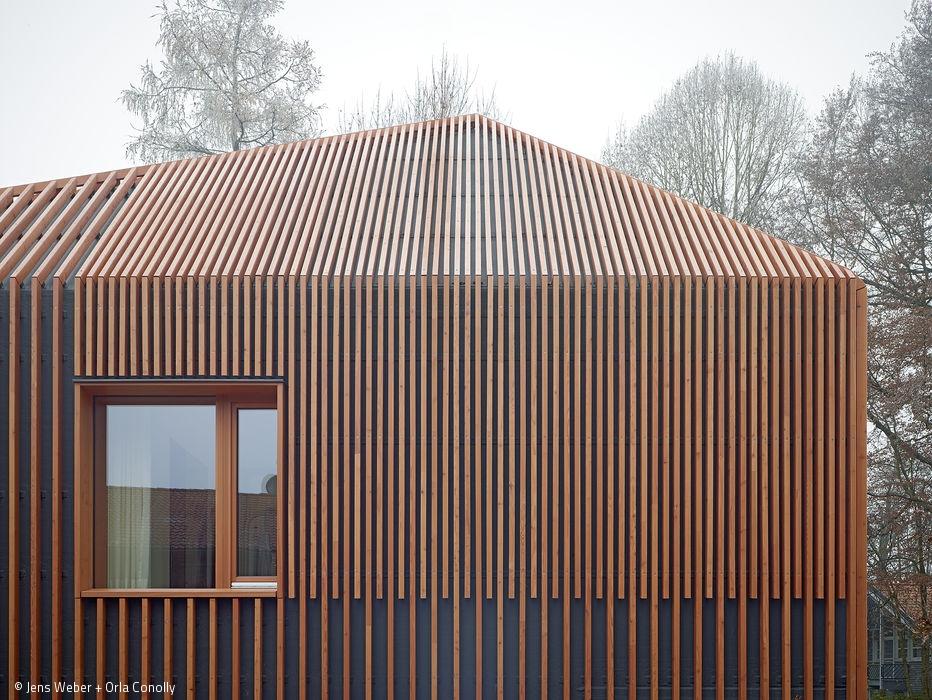 Wood Elevation Uk : Cube magazin münchen