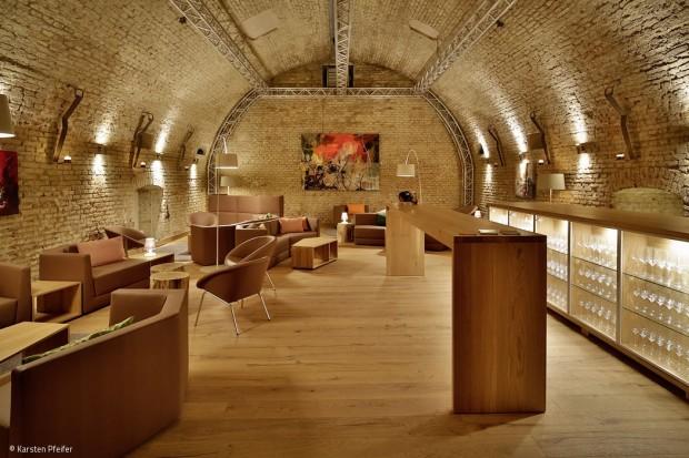 Weinkultur unter der Erde