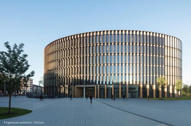 Neues Rathaus als Impulsgeber