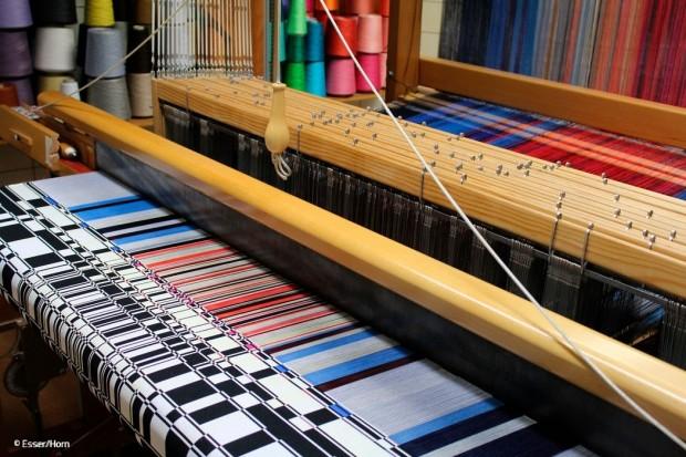 Textilkunst aus Düsseldorf
