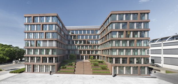 Die Unternehmerstadt in Derendorf
