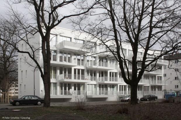 Ein Hauch von Luxus im Sozialwohnungsbau