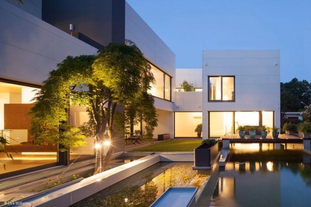 Neue Villa, neues Glück