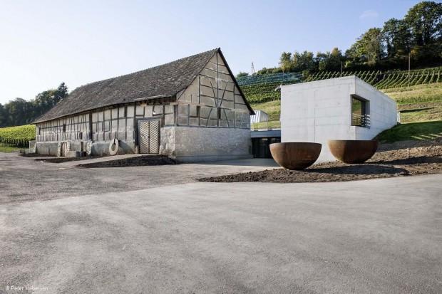 Identität für eine Weinregion
