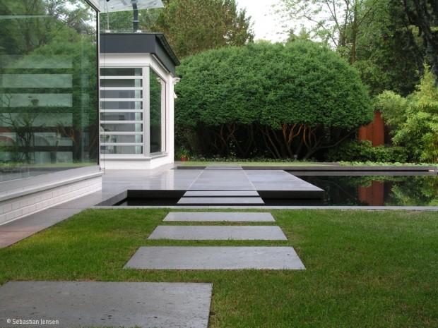Ein Garten der Lebensqualität schafft